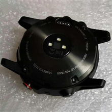 交換用のボタンとガーミンフェニックス5xスマートスポーツ時計電池バックカバーアクセサリー (使用)