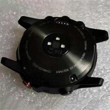 Zapasowa obudowa tylna z przyciskami do Garmin FENIX 5x inteligentny zegarek sportowy tylna pokrywa baterii pokrywa akcesoria (używane)