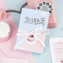 Postcard Greeting-Cards Birthday Letter DIY Creative 30pcs/Set