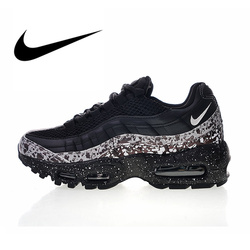 Original Authentic Nike WMNS Air Max 95 SE Women's Running Shoes Sport Outdoor Sneakers Designer 2019 New Arrival 918413-003