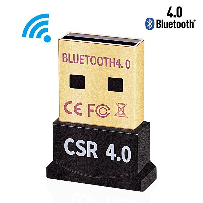 Wireless USB Bluetooth 4.0 Adapter Bluetooth Dongle Music Receiver Adaptador Bluetooth Transmitter For PC