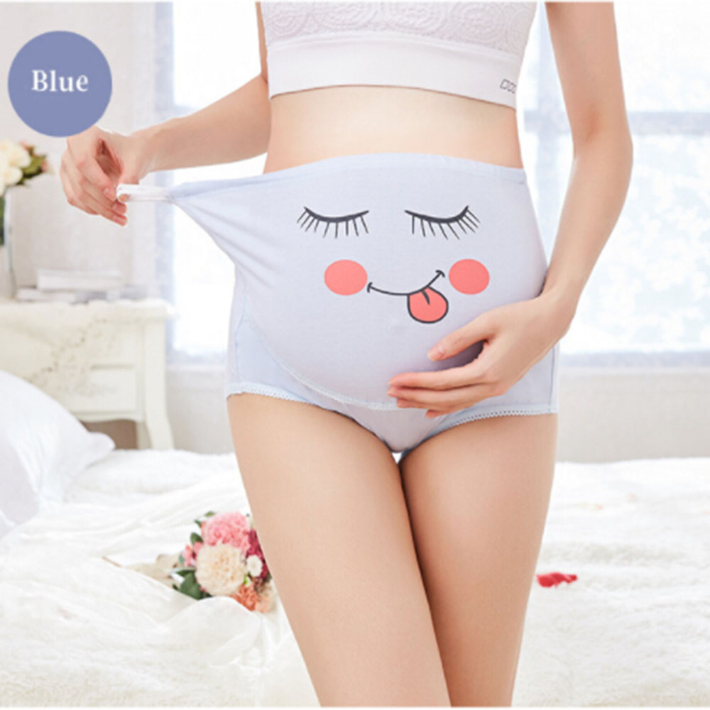 intimates maternity clothings pregnant women high waist underpants pants brief large size shorts pregnancy adjustable Abdominal
