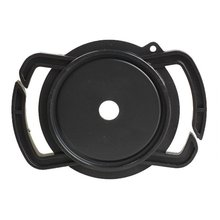 Camera Buckle Lens Cap Keeper Base Holder 40.5 52 55 58 62 67 72 77 82mm For Canon Nikons Sony DSLR Protect Neck Strap