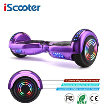 iScooter Hoverboards Self Balance Electric Scooter Skateboard Electric Hoverboard 6 5 inch Two Wheels Hover Board