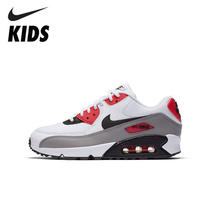 Nike Air Max 90 Original Kids Shoes New Arrival Air Cushion Children Running Shoes Breathable Sports Sneakers #325213-132 original new arrival official nike air zoom pegasus 32 men s breathable running shoes sneakers