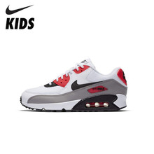 Nike Air Max 90 Original Kids Shoes New Arrival Air Cushion Children Running Shoes Breathable Sports Sneakers #325213-132(China)
