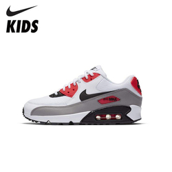 Nike Air Max 90 Original Kids Shoes New Arrival Air Cushion Children Running Shoes Breathable Sports Sneakers #325213-132