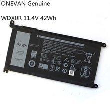 Оригинальный аккумулятор onevan 3crh3 для ноутбука dell inspiron