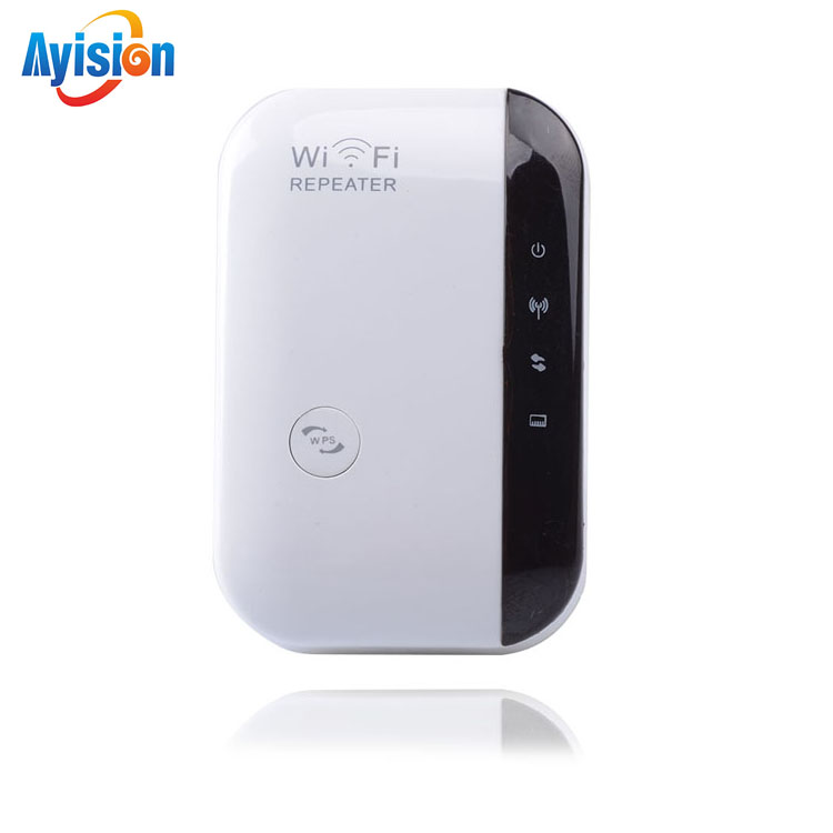 10 Pieces Wireless WiFi Repeater Extender 300Mbps Wi-Fi Amplifier 802.11N/B/G Booster Repetidor Wi Fi Access Point Routers