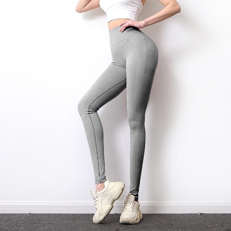 Seamless Leggings Sport Women Fitness Gym Push Up High Waist Leggings Workout Anti Cellulite Compression Legging Women 4