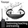Беспроводной передатчик Tayogo IPX8 для занятий плаванием с fm-приемником  водонагреватель на дальние расстояния  Vioce для тренировок по плаванию