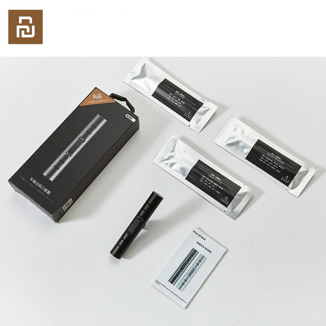 In stock! YOUPIN Uildford Car Incense Diffuser Air Freshener Perfume Clamp Auto Vent Luxury Car Air Conditioning Vent Clip