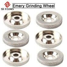 2-10 шт. 50 мм Алмазный шлифовальный круг круглая шлифовальная машина для резки камня вращающийся инструмент для быстрого удаления или обрезк...