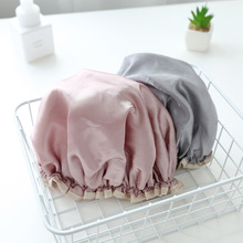 1pcs shower cap waterproof thick women's shower bath shower wig night sleep hat
