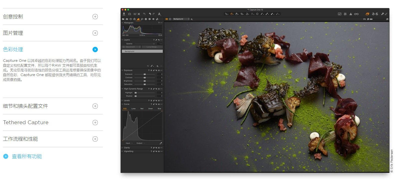 软件下载-飞思数码图像处理Capture One 20 Pro v13.1.1WIN/MAC中文版(6)
