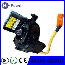 89245-0K010 Заводной спиральный кабель датчик для Toyota Fortuner 2009-13 89245-0K010 84307-0K020