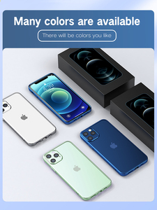 Image 3 - Luxury Square Frame Plating Clear Phone Case For iPhone 12 11 Pro Max Mini X XR XS 7 8 Plus SE 2020 Transparent Silicone Cover