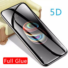 Full Glue Tempered Glass On Redmi 5 Plus 5a Note 4x 4 x 4a Case Protective Screen Protector Phone Safety Tremp For Xiaomi Ksiomi(China)