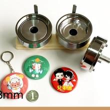Mold Button-Maker Badge-Making-Machine 58mm