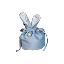 Packing-Bags Velvet Cute Gift Easter Chocolate Wedding Birthday-Party Bunny Rabbit Valentine's-Day