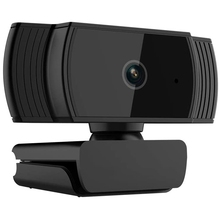 Webcam 1080P, HD Web Camera with Built-in HD Microphone 1920 x 1080P USB Play Webcam Widescreen for Desktop PC Laptop