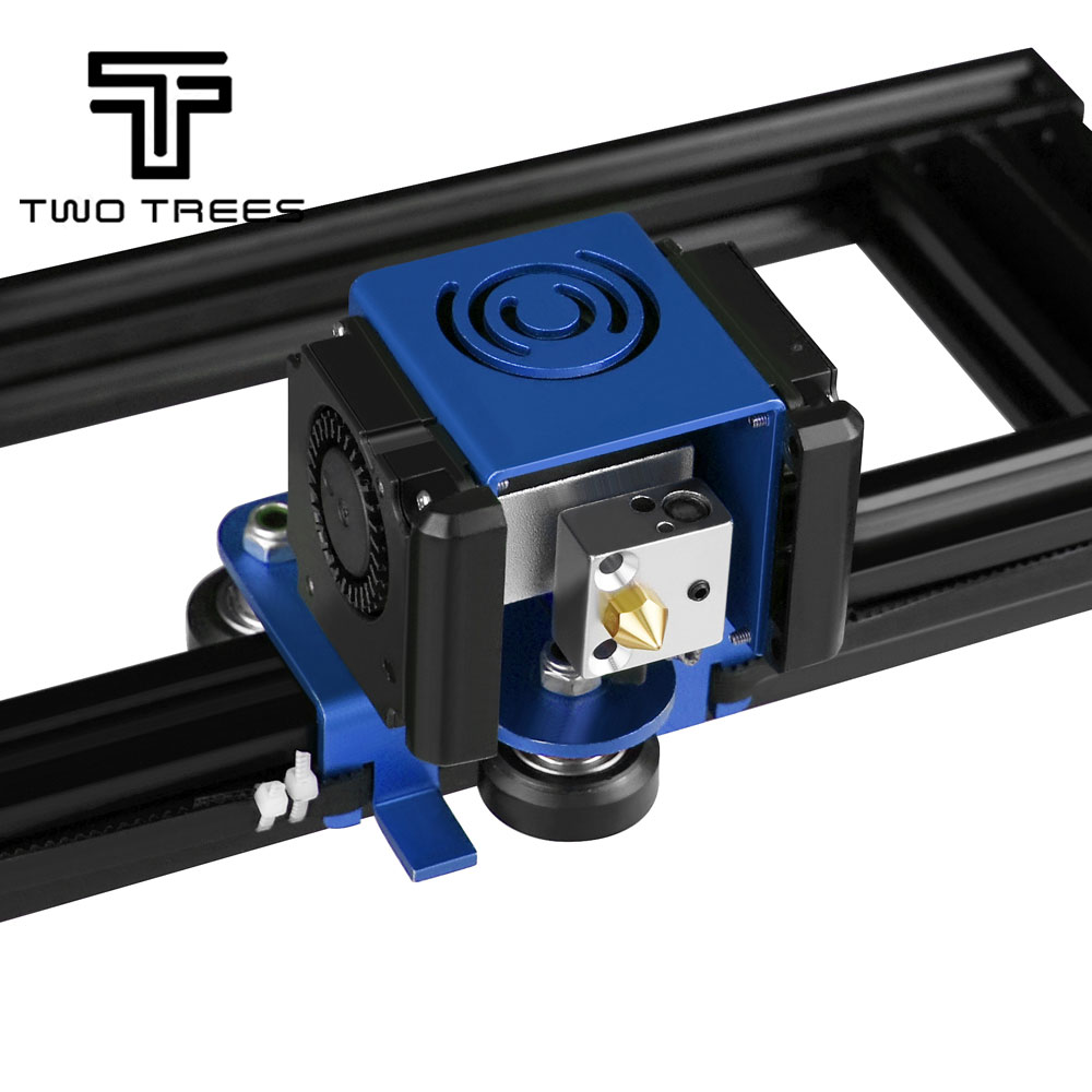 BLUER TWO TREES 3D Printer with Touch screen for High Quality Printing 5