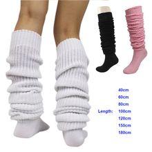 Women Boots Loose Stockings Slouch Socks Japan High School G