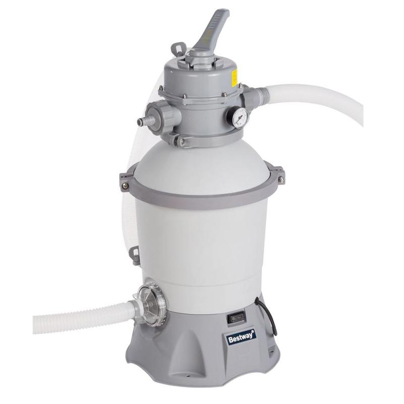FlowClear Sand Filter Pump 2006 L/h Pool Filter 58271
