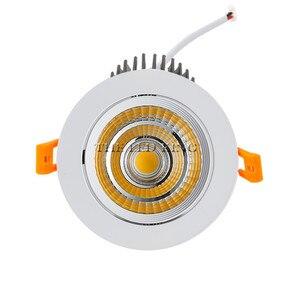 Image 5 - Foco led blanco especial Mini 3W 5W 7W COB, lámpara empotrada regulable, lo mejor para techo de casa, oficina, hotel, 110V 220V