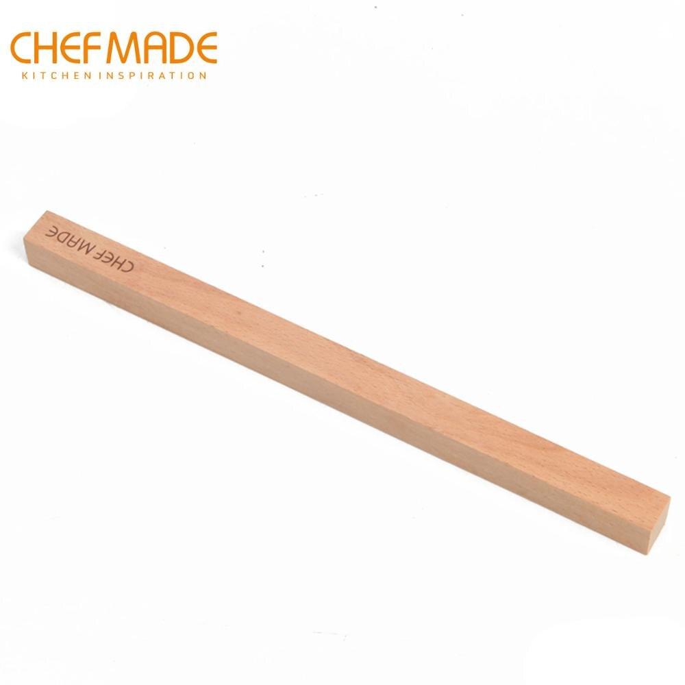 Wooden Pin Pan Lapel Pin