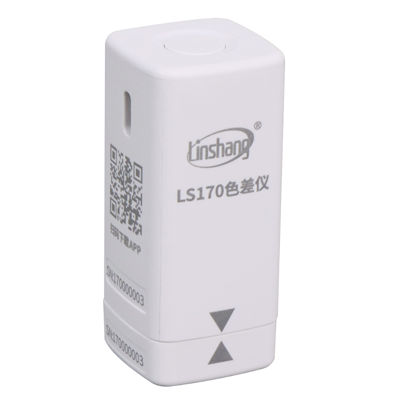APP Portable Digital Colorimeter Color Difference Meter Color Analyzer 8mm LS170 T3EA