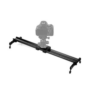 Image 5 - Commlite 60cm 슬라이딩 패드 비디오 트랙 슬라이더 DSLR 캠코더 용 돌리 안정기 시스템