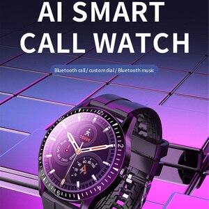 Image 2 - Cuộc Gọi Bluetooth Thông Minh Nam Nữ Cảm Ứng Đầy Đủ Vòng Đồng Hồ Thông Minh Smartwatch Nhịp Tim Theo Dõi Thể Thao Đồng Hồ Dành Cho Android IOS 2020