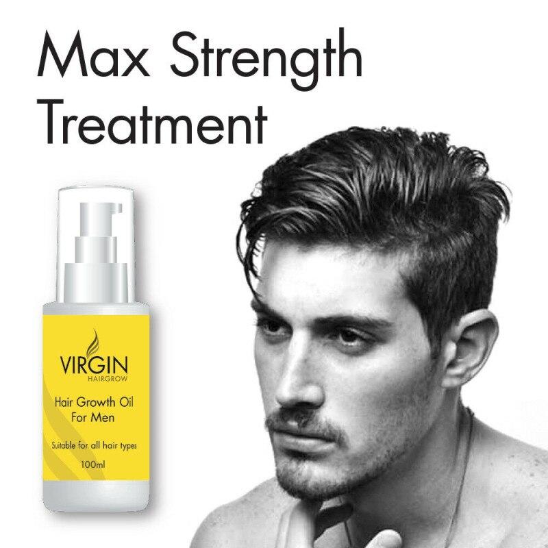 FOR MEN HAIR GROWTH OIL STRONG HAIR THICK HAIR ANTI BALD INCREASE HAIR