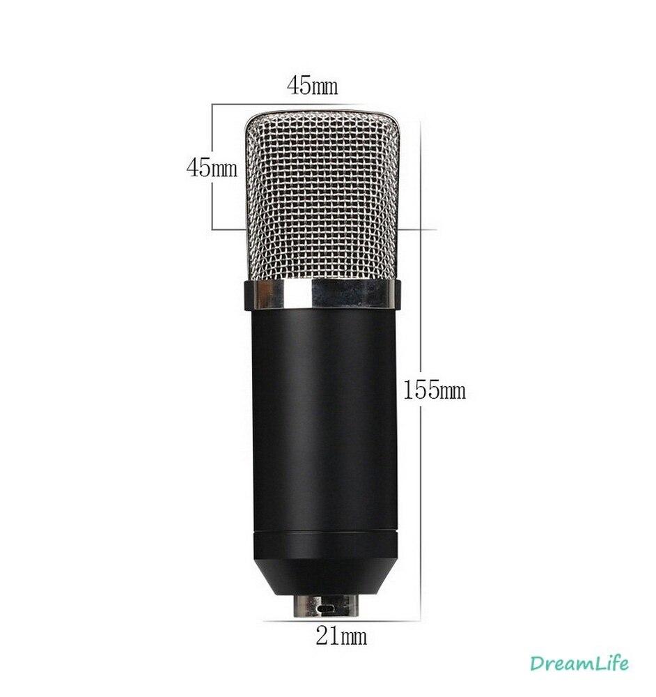 Комбинированный компьютер 48 в 3 мА, конденсаторный микрофон, реальное вещание ≥ 1000 Ом, XLR интерфейс 60 дБ, стереозвуковое оборудование