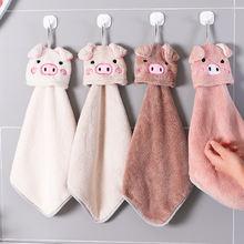Носовой платок креативное мультяшное подвесное впитывающее полотенце