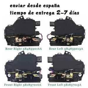 Image 5 - Приводы для дверного замка VW Passat B5 Golf MK4 сидение Bora Arosa Hatchback Leon Hatchback Toledo II седан для Skoda Octavia