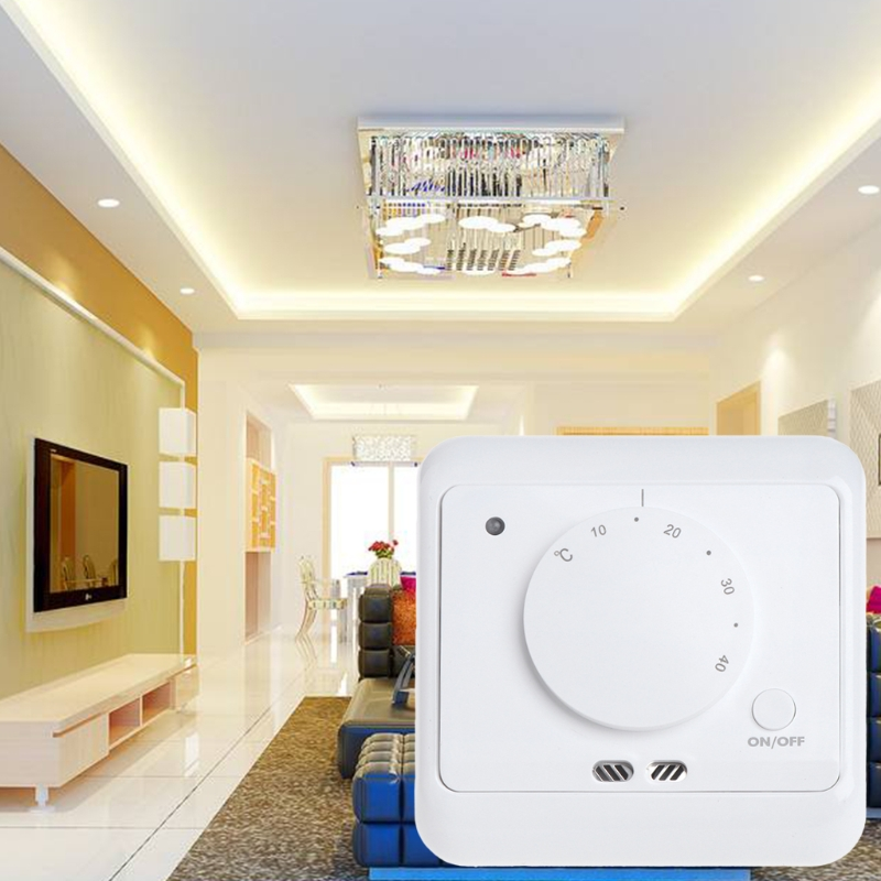 Floor Heating Thermostat 16A Digital Room Termostat 230V Temperature Controller