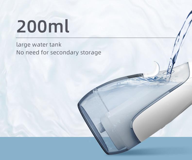ирригатор для полости рта seago sg-833
