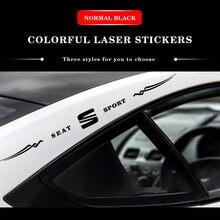 Автомобильная Светоотражающая наклейка виниловые наклейки для