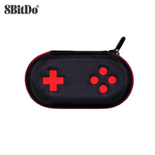 8Bitdo Classic Handle Special Storage Box Water Resistant Wear Resistant EVA Protective Cover Portable Storage Hard Bag