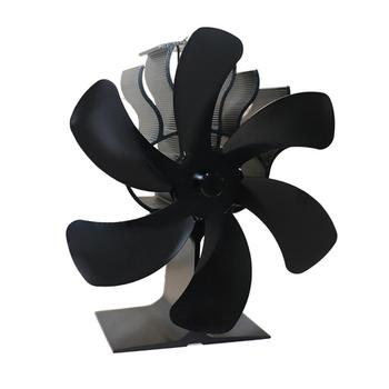 Thermal Energy Fireplace Fan Friendly Thermal Power High Temperature Environmentally Circulating Fan Aluminum Alloy Profile sea surface temperature variations near thermal power plants