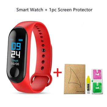 M3 Plus Smart Bracelet Heart Rate Blood Pressure Health Waterproof Smart Watch M3 Pro Bluetooth Watch Wristband Fitness Tracker 14