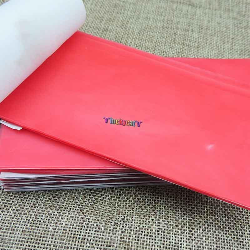 de 13mm placa vermelha material auxiliar para dentista 05