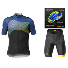 Mavic 2019 Pro Team Cycling Clothing /Road Bike Wear Racing Clothes Quick Dry Mens Jersey Set Ropa Ciclismo Maillot