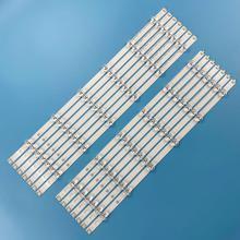 """LED الخلفية شريط مصابيح 12 المصابيح ل LG 55 """"التلفزيون 55LN5400 55LN5200 INNOTEK POLA2.0 55 Innotek بولا 2.0 55 55la620v 55LN549C"""