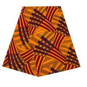 Image 5 - Batik Ankara Africa Printing Patchwork Fabric Guaranteed Real Wax Tissu 100% Cotton Best Quality For Dress Making Craft Material