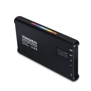 Image 3 - YONGNUO Luz LED de vídeo YN365 RGB, 12W, iluminación de fotografía colorida para cámara Sony Nikon DSLR