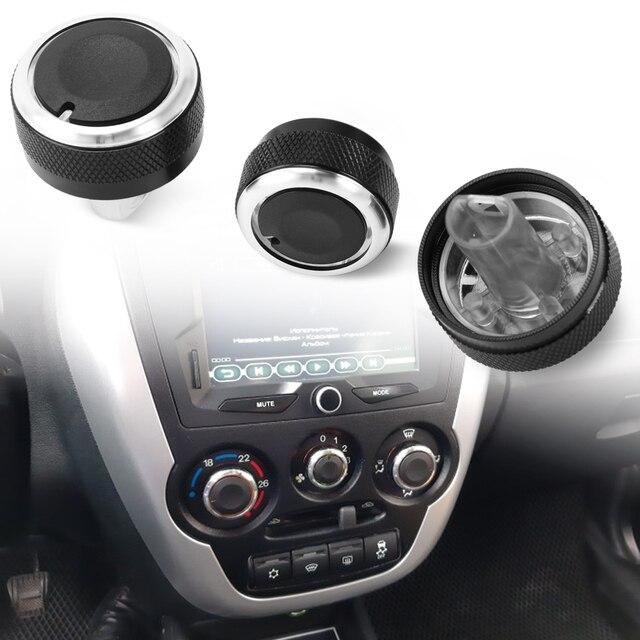 3 шт., алюминиевые наклейки для Lada Granta AC