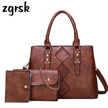 Top-handle Bags Famous Brand Satchel Shoulder Bag Pu Leather Women Purse And Handbags Shopping Business Bag Bolsas Feminina недорого